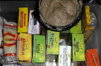 Ayurveda Powders