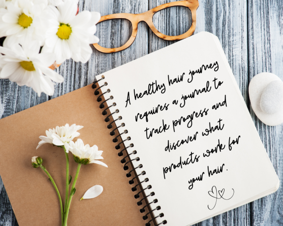 Healthy Hair Journal