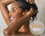 Hair Wash Day | Two Days Too Many