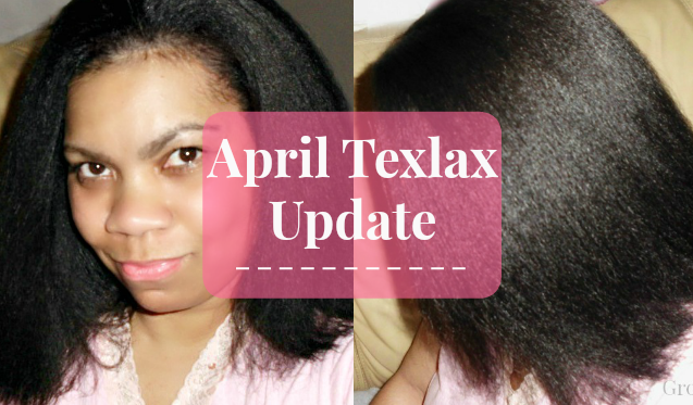 April Texlax Update Front and Side View