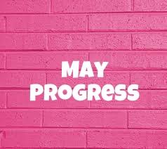 may hair progress