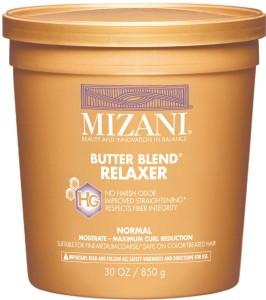 Mizani Butter Blends Relaxer