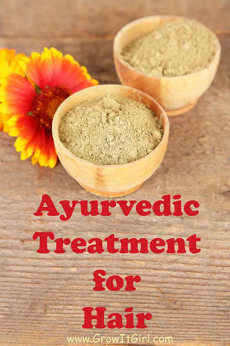 Ayurvedic Treatment for Hair