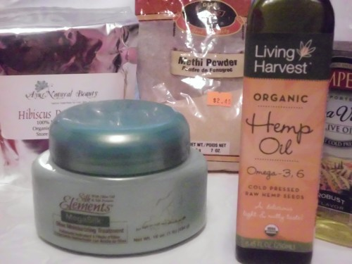 Ayurvedic Deep Condition Products