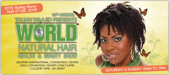 taliah waajid natural hair show 16th annual