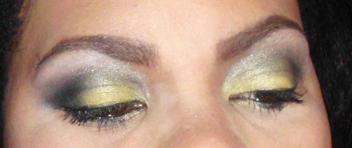 Shadow to Polish Eye Look