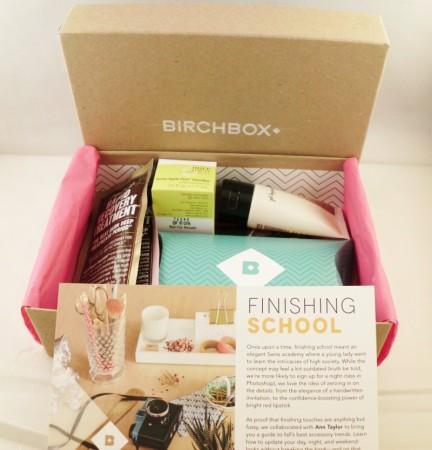 birchbox august 2013