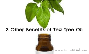 Three Other Benefits of tea tree oil
