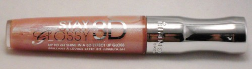 rimmel goodie box 3d lip gloss popcorn for 2