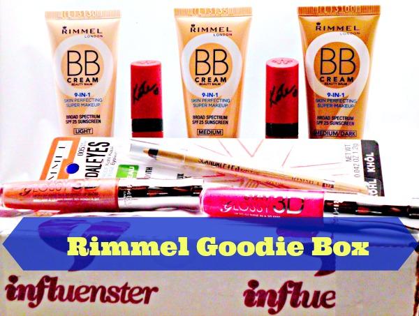 Rimmel Goodie Box
