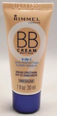 rimmel goodie box medium bb cream