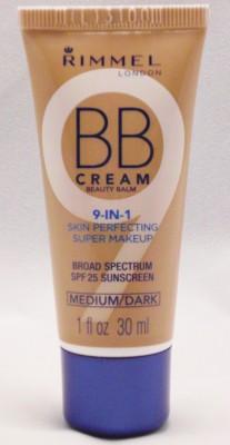 rimmel goodie box medium dark bb cream