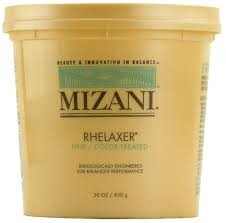 relaxers used for texlaxing