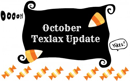 October Texlax Update