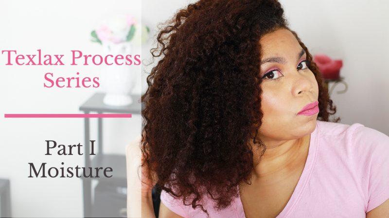Texlax Process Series Part I Moisture