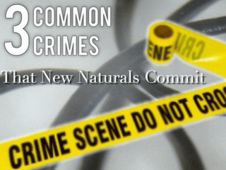 3 common natural hair crimes