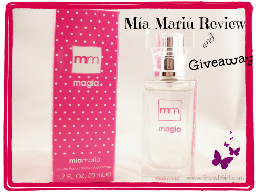 Mia Mariu Review & Giveaway