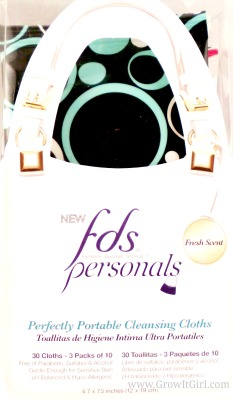 FDS Personal Cleansing Cloths