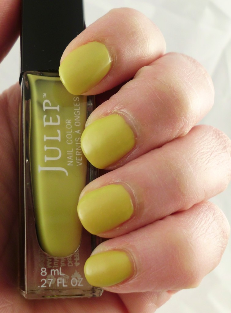 MANICure Monday Happy St. Patrick's Day Julep Nikki Polish