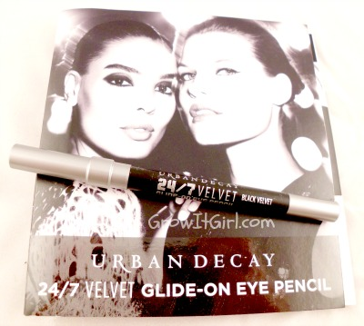psy Bag Urban Decay Black Velvet