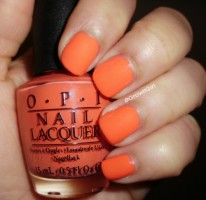 manicure monday opi brazil collection toucan do it if you try