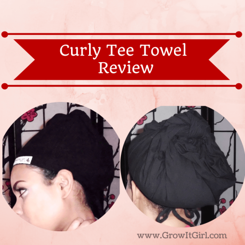 Curly Tee Towel