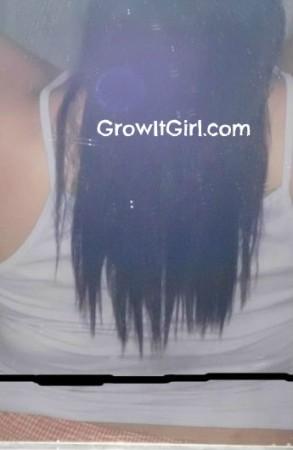 Telaxed Hair Growth
