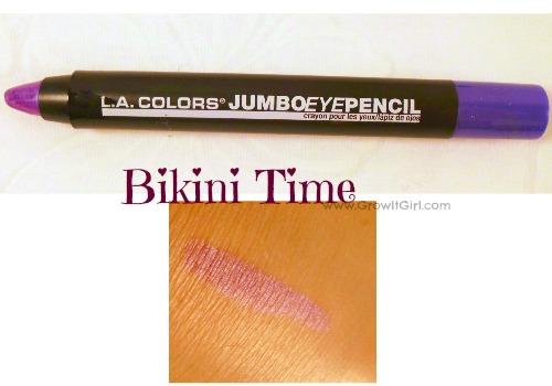 LA Colors Bikini Time Jumbo Eye Pencil