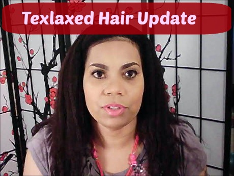 Relaxed - Texlaxed Hair Update 1