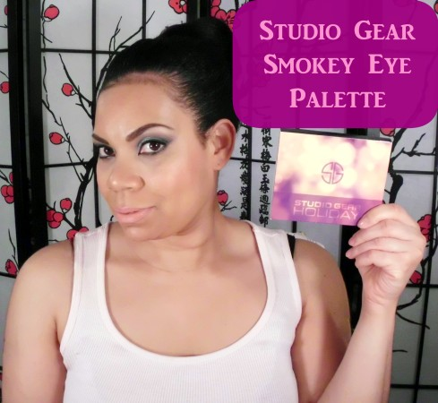 Studio Gear Smokey Eye Palette
