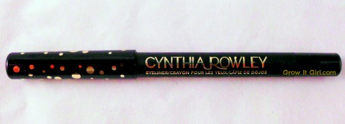 cynthia rowley eyeliner birchbox may 2014