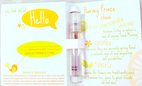 harvey prince hello perfume birchbox may 2014