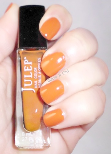 julep ingrid nail polish with flash