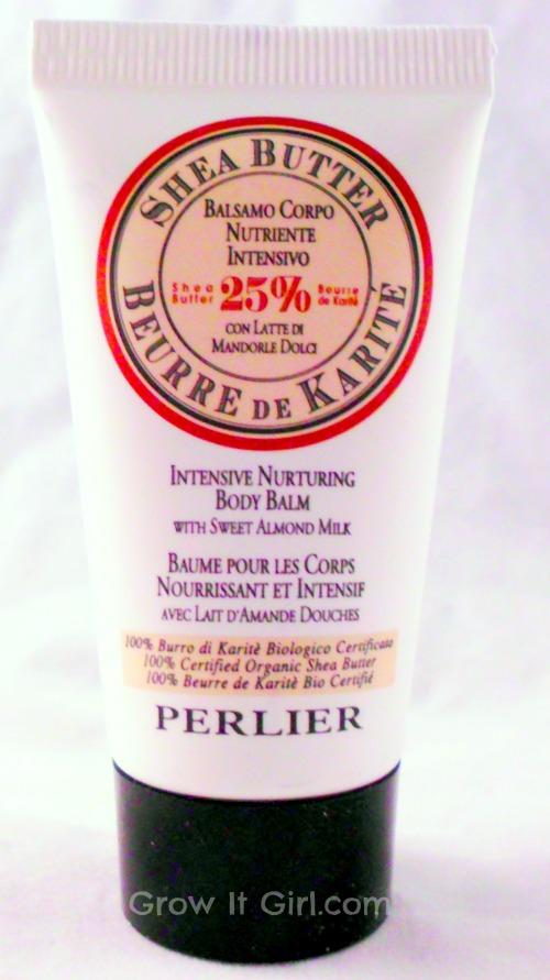 perlier shea butter body balm birchbox may 2014