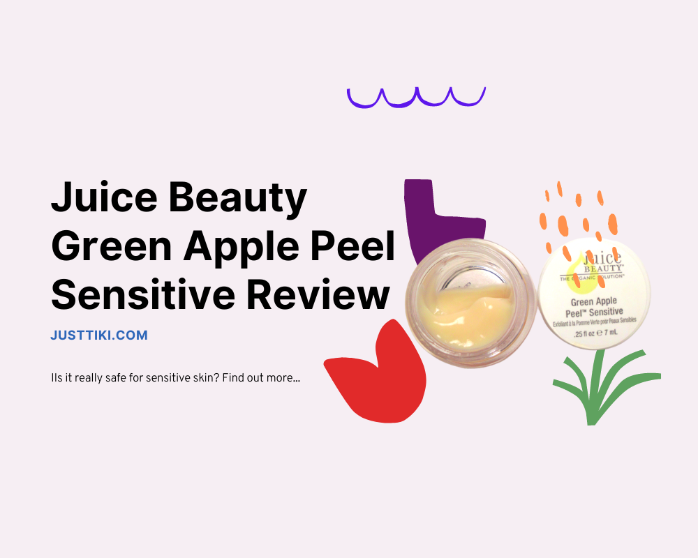 Juice Beauty Green Apple Peel Sensitive Review