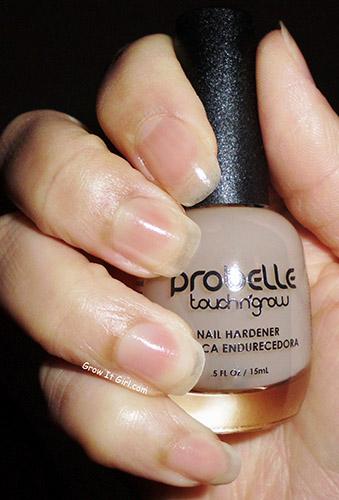Probelle Nail Hardener Formula 1 Bottle
