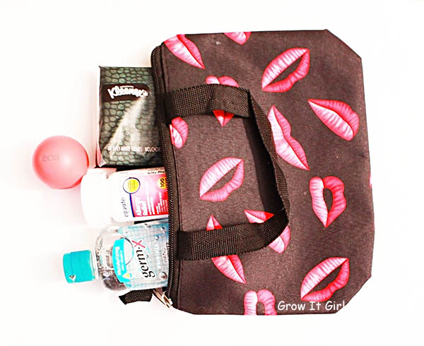 U by Kotex 5 Fall Handbag Essentials