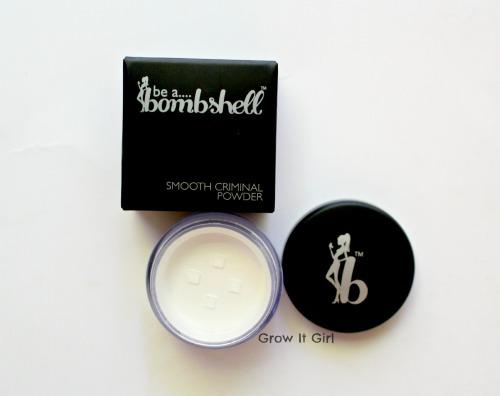 Be A Bombshell Smooth Criminal Powder September 2014 Ipsy Bag