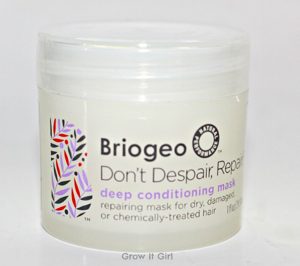 Briogeo Don't Despair, Repair September 2014 Ipsy Bag