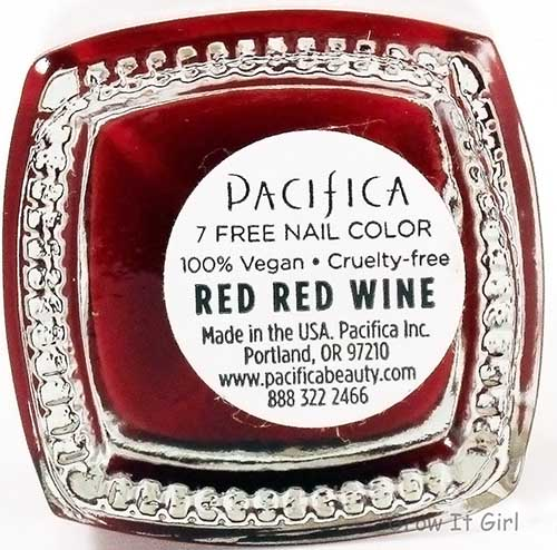 Red Red Wine by Pacific Label