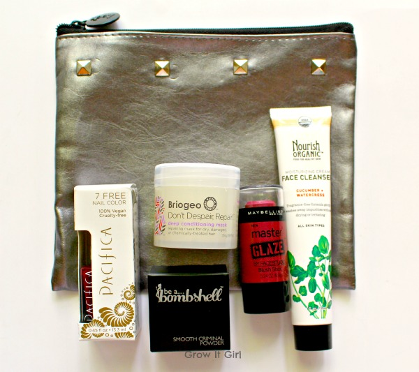 September Ipsy Bag 2014 Products