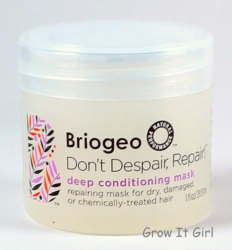 Briogeo Don't Depair, Repair Deep Conditioning Mask