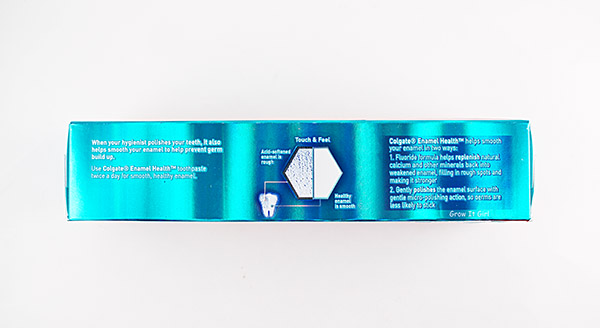 Colgate Enamel Health Toothpaste Description