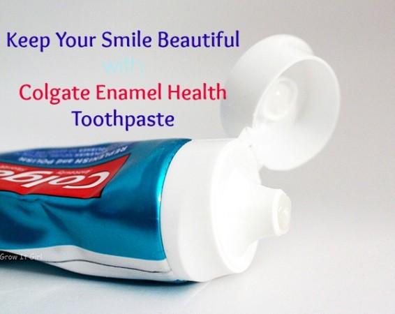 Enamel Health Whitening Toothpaste