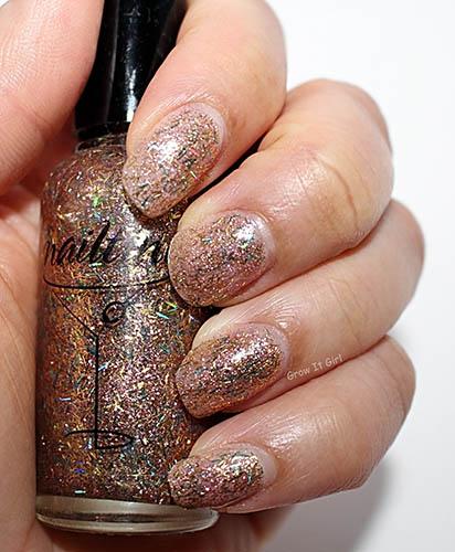 Nailtini Millionaire Polish Manicure