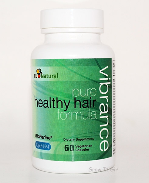EuNatural Vibrance Vitamins for Hair Growth