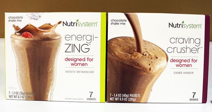 Nutrisytem Fast 5 Shakes
