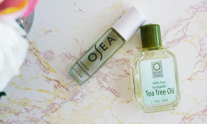 Top five benefits of tea tree oil for hair and skin. www.growitgirl.com