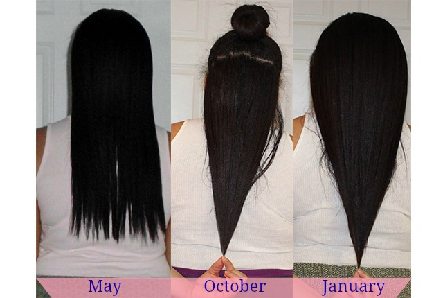 May to January Length Check