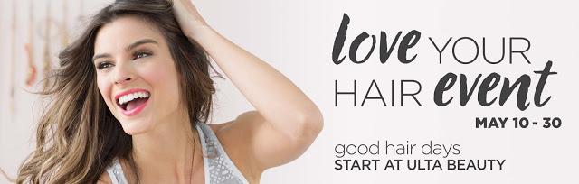 Ulta Love Your Hair Event Banner